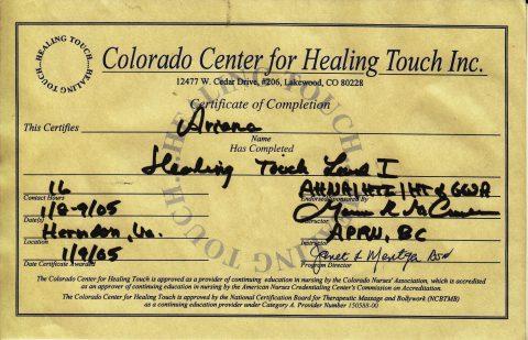 HealingTouch1Cert