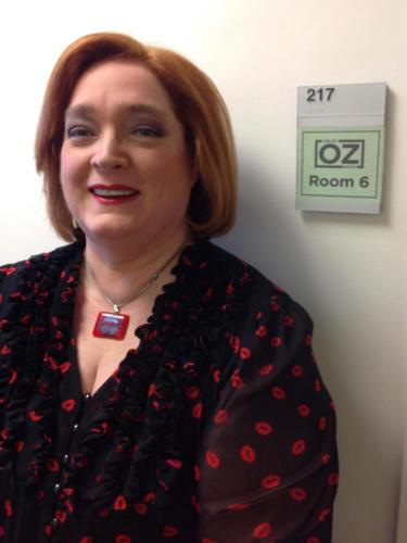 Dr Oz Dressing Room